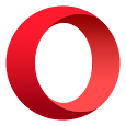 Opera browser - news & search icon
