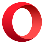 Opera browser - latest news Icon