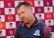 Maritzburg United coach Eric Tinkler is confident.