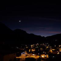 Night mountain di