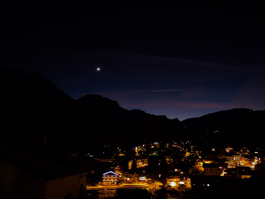 Night mountain di caterina_kitta