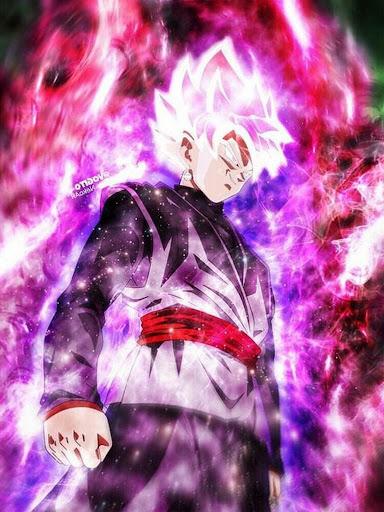 Goku Black Rose Wallpaper 1080p Gambarku