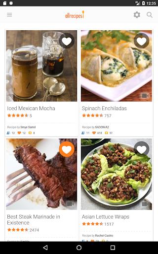 Allrecipes.com Dinner Spinner screenshot 13