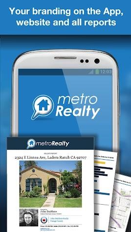 RPR Mobile Screenshot