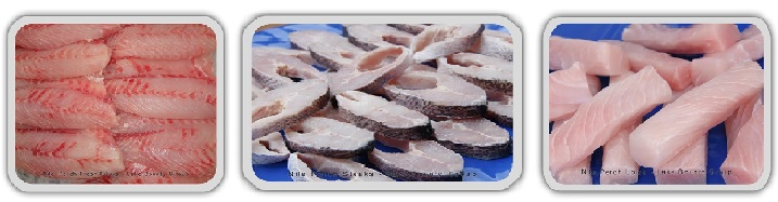 Skinless Fillets, Steaks, and Loins