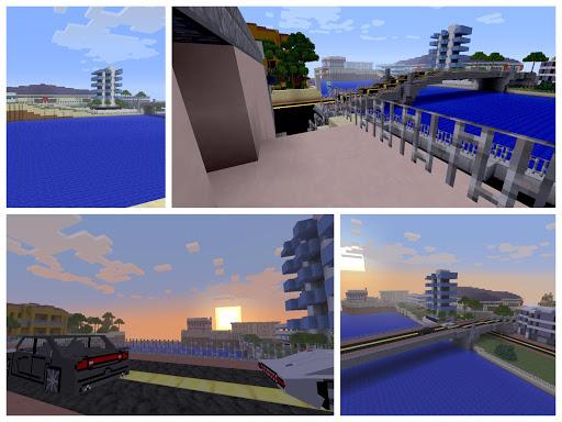 国防部GTA VC的PE的Minecraft