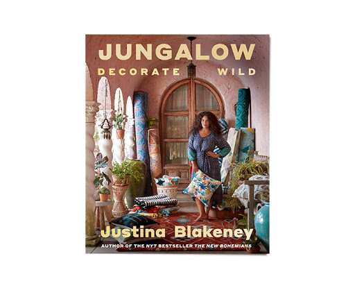 How I Design: At Home with The Jungalow Founder, Justina Blakeney