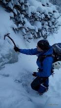 Photo: ... s tým zimným lezením :)