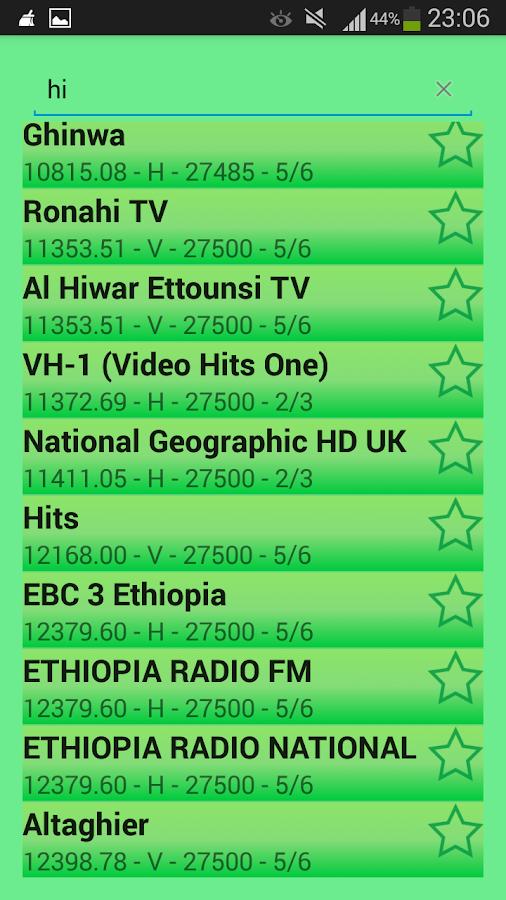ESAT is back on Air in Ethiopia on NILESAT! - Ethiopia ...