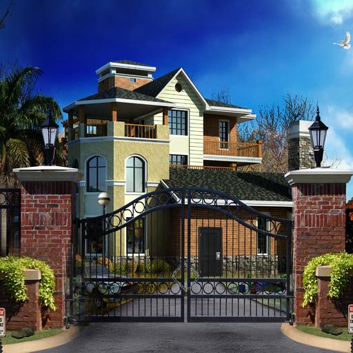 Escape Games - Deluxe House 4