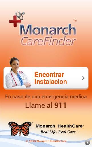 Español Monarch CareFinder