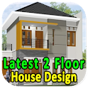 Latest Two-Floor House Design icon