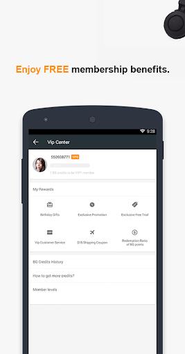 Banggood - New user get  10% OFF  coupon 5.6.5 screenshots 5