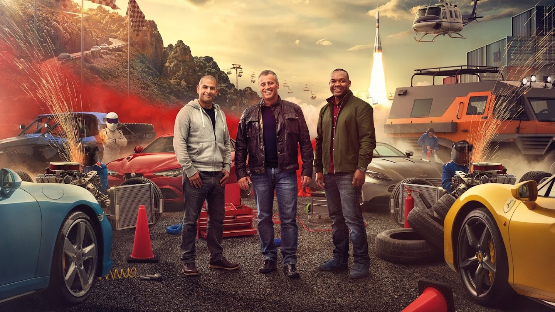Watch Top Gear live
