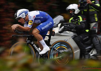 João Almeida dolgelukkig na vierde plaats in de eindstand van de Giro
