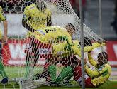 KV Oostende ging gefrustreerd de rust in, maar ging daarna nog op en over Antwerp