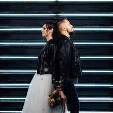 Wedding photographer Ivan Danilov (ivandanru). Photo of 12.08.2018