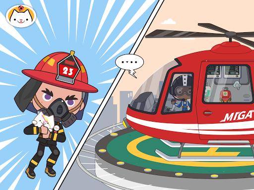Miga Town: My Fire Station 1.2 screenshots 10