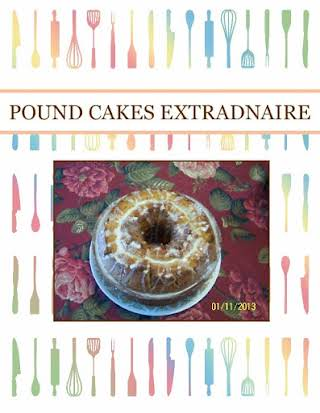 POUND CAKES EXTRADNAIRE