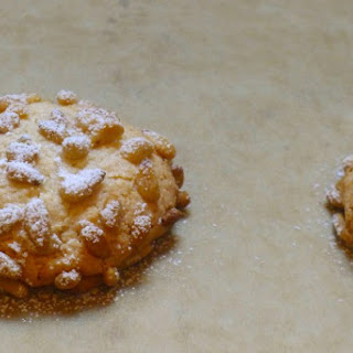 Gluten-Free Pine Nut Cookies