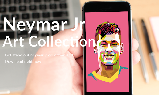 New Neymar Art Collection 2017 - náhled