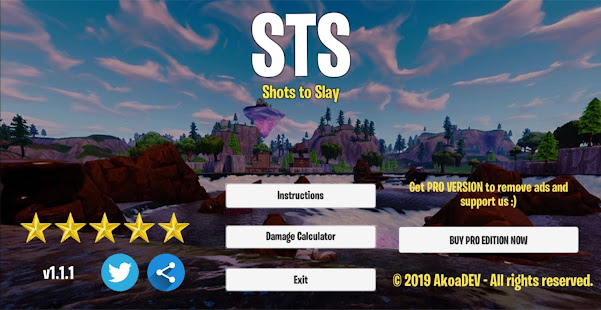 App STS - Shots to Slay APK for Windows Phone