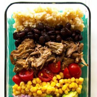 Carnitas Lunch Bowls (Meal Prep) Recipe