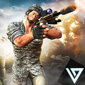 Commando Sniper Shooter- War Survival FPS