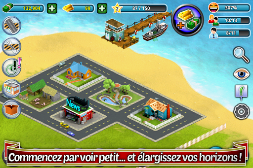 Code Triche City Island ™: Builder Tycoon  APK MOD (Astuce) screenshots 2