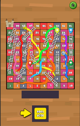Neo Classic Snake and Ladder : King of Board Game filehippodl screenshot 6