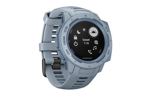 Garmin Instinct, GPS, Seafoam_3