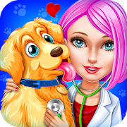 Pet Vet City Doctor Clinic