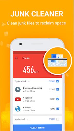 CM Security & 360 Security - Antivirus, Cleaner hack tool