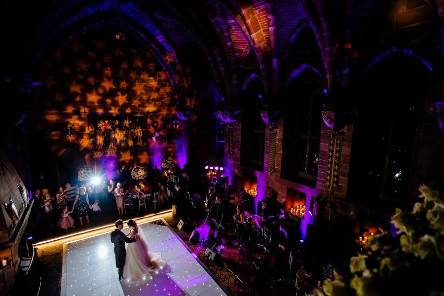 Wedding photographer Chris Sansom (sansomchris). Photo of 13.09.2016