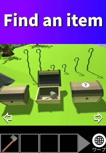 Cape's escape game 8th room screenshots apkshin 2