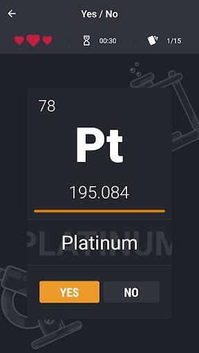 Periodic Table - Game apktram screenshots 6