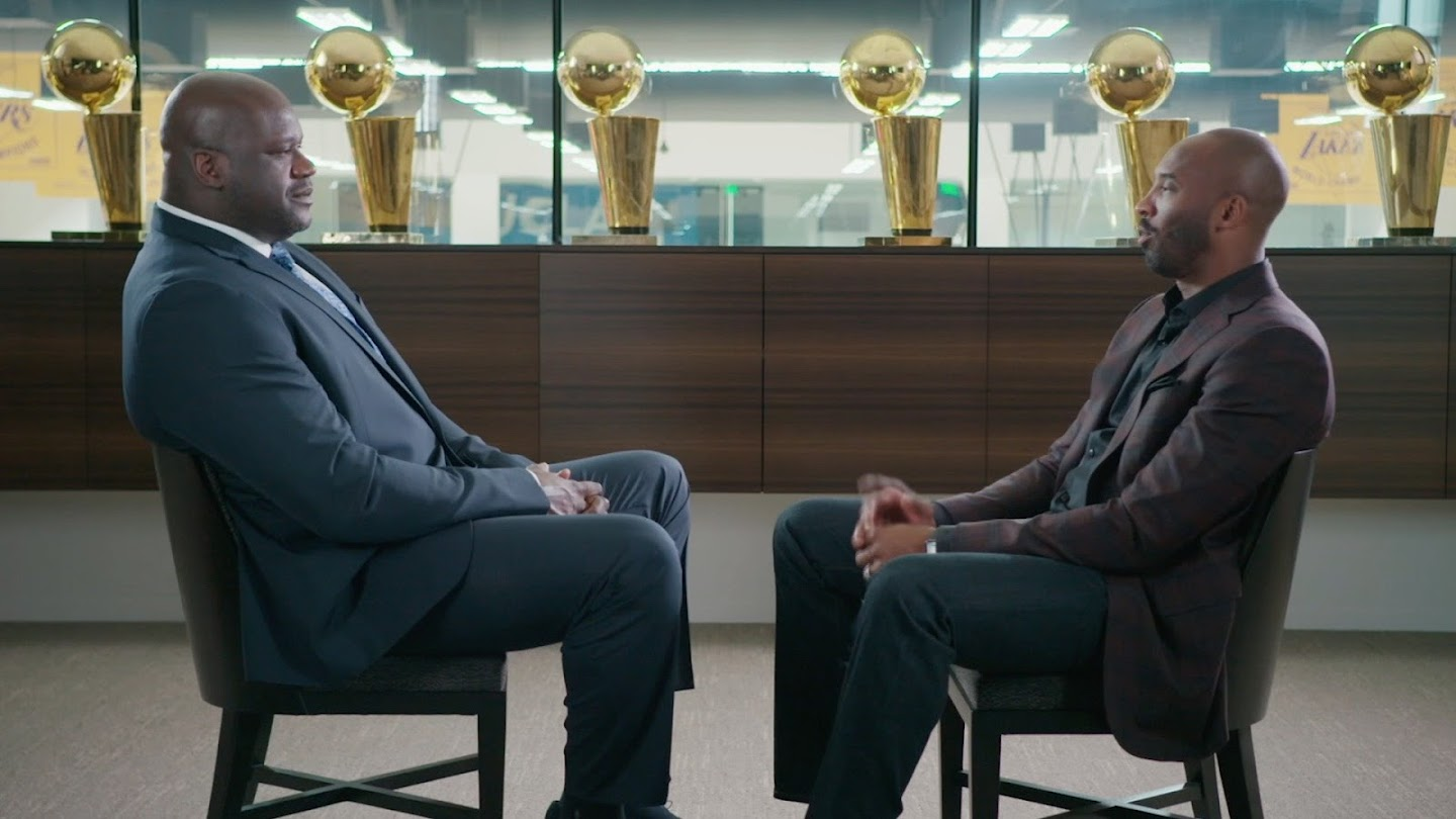 Watch Players Only: Shaq and Kobe live