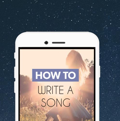 玩免費遊戲APP|下載How To Write a Song steps app不用錢|硬是要APP