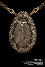 Photo: Passage of Time in Orbicular Rhyolite - Плин часу в камені ріоліту