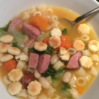January Soup - Winter Vegetable