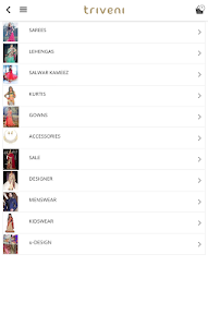 Triveni Ethnics Shopping App screenshot 10