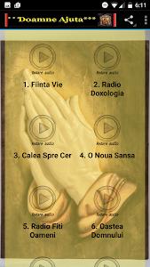 Radio Crestin screenshot 2