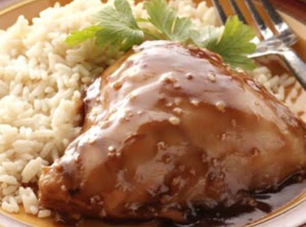 Sweet And Saucy Chicken Recipe