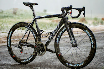 Photo: We're at PressCamp 14 riding bikes and the new Zipp Firestrikes