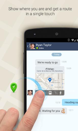 4talk Messenger 2.0.79 screenshots 2