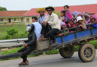 Photo: Year 2 Day 46 - THE STIG  in Cambodia