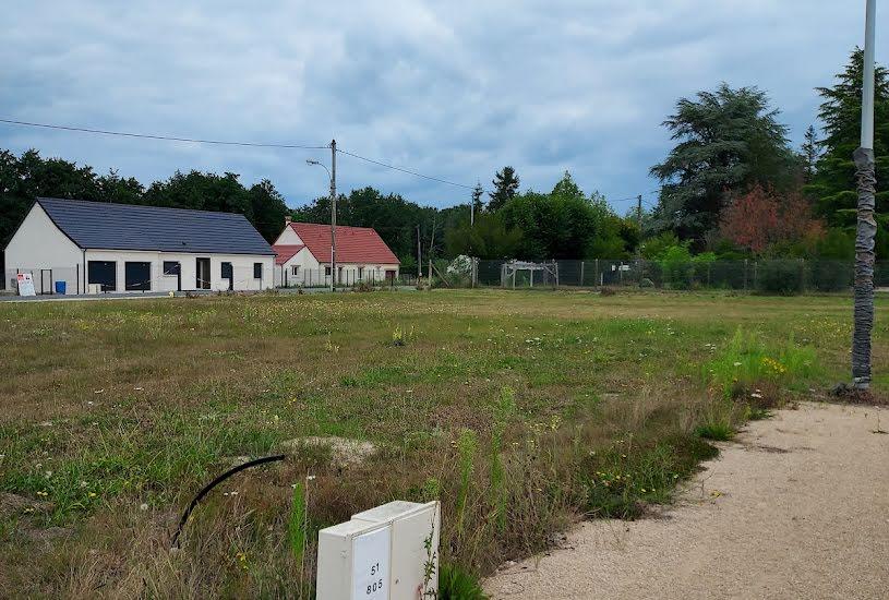 Vente Terrain à bâtir - 805m² à Lamotte-Beuvron (41600)