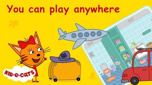 Kid-E-Cats Playhouse filehippodl screenshot 7