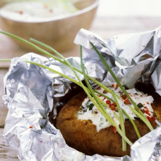 Creme Fraiche On Baked Potatoes Recipes