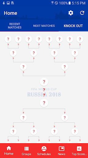 Football World Cup 2018 Russia 1.03 screenshots 6